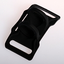 Black silicone holder for H51, H502, H52, H53
