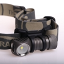 H302 CR123 Flood Headlamp Cool White