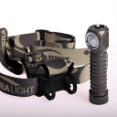 H600F Mk II Floody 18650 XM-L2 Headlamp Cool White