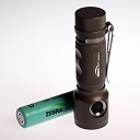 SC600 Mk II 18650 XM-L 900Lm Flashlight