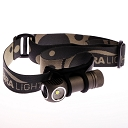 H502d High CRI Daylight tint AA Flood Headlamp