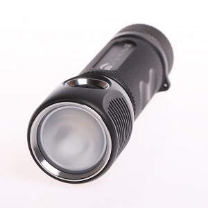 SC600F Mk IV Plus 18650 XHP50 Floody Cool White Flashlight
